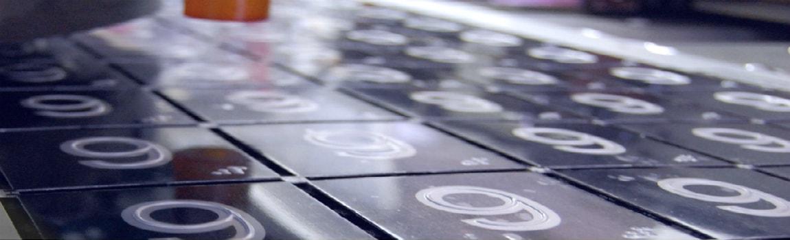 Mecanizado braille
